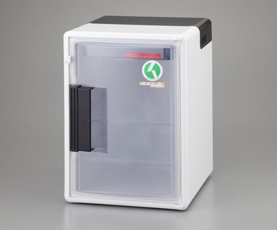 3-5608-03 酸性ガス吸着薬品保管庫 SDB-100