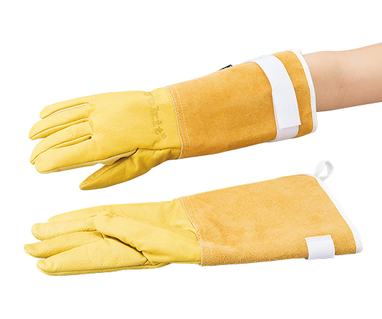 3-6035-01 低温防水手袋 S