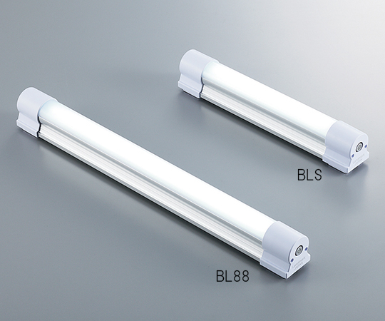 3-6229-02 充電式ポータブルバーライト 260×65×65mm BLS