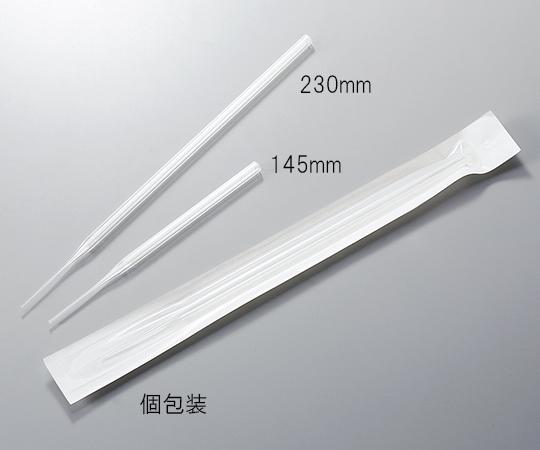 3-6651-03 プラパスツールピペット 230mm バルク梱包