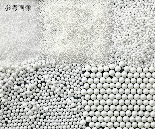 3-6674-01 ジルコニアボール 0.08~0.12φmm