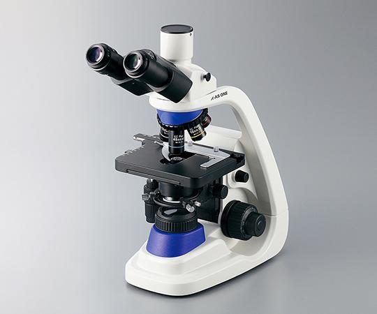 3-6692-02 ECプランレンズ生物顕微鏡 三眼 40~1000×