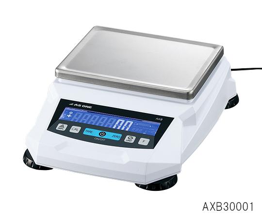 3-6699-03 電子天秤 (AXB) 3000g