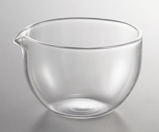 3-6733-03 石英蒸発皿 150mL