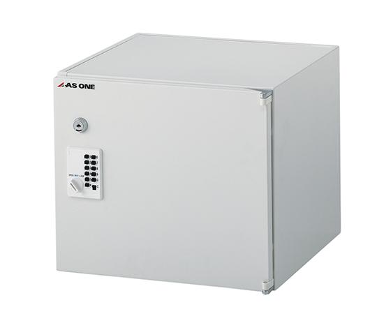3-6800-01 セレクトラボ用セキュリティボックス 360×355×315