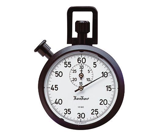 3-6930-01 ABSアナログストップウォッチ 30分計(1周60秒)
