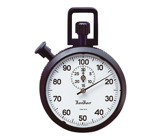 3-6930-03 ABSアナログストップウォッチ 30分計(1周100分)