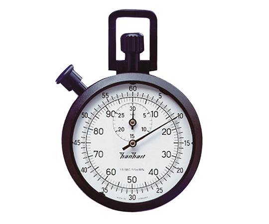 3-6930-04 ABSアナログストップウォッチ 30分計(1周60秒)