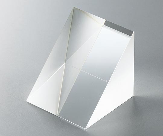 3-6941-15 90°直角プリズム 10×10×10mm 合成石英