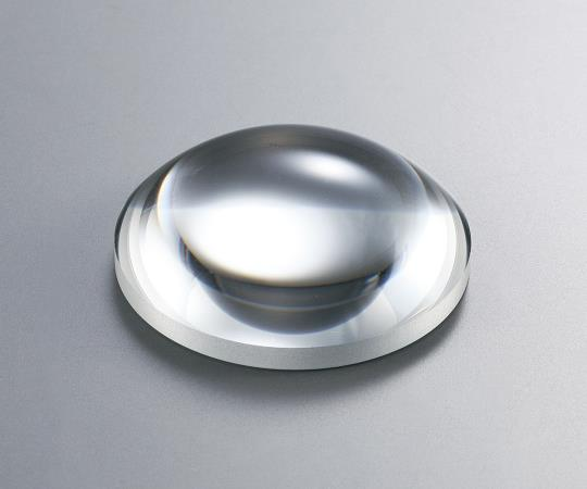 3-6967-09 平凸レンズ φ10mm 焦点距離:100mm バックフォーカス:98.7mm