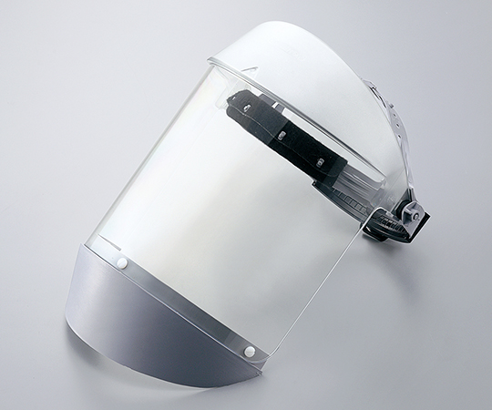 3-6971-01 保護面 上下面ガード 防曇加工 (標準タイプ)