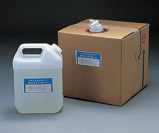 4-085-02 洗浄剤 ホワイト7-AL 20kg