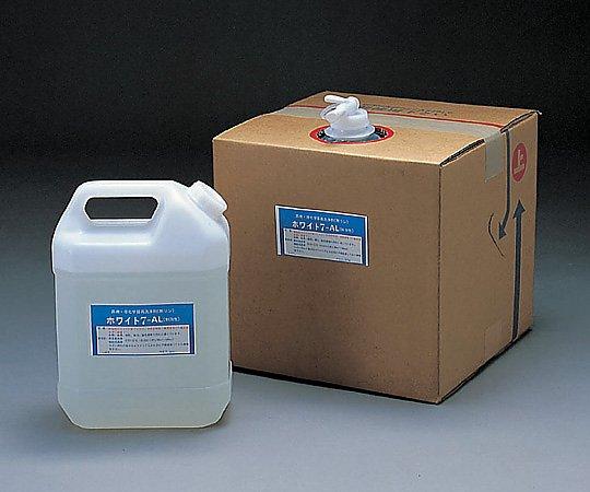 4-090-02 洗浄剤(浸漬用中性液体)ホワイト7-NL 20kg