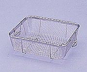 4-102-02 ステンクリーンバスケット 浅型