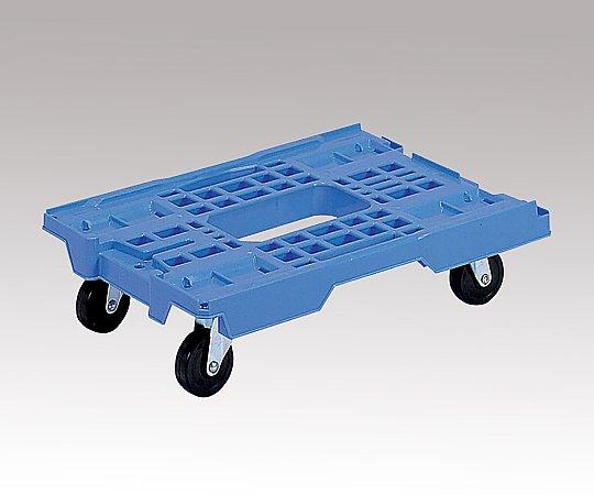 4-5315-31 コンテナー用台車 サンキャリーK