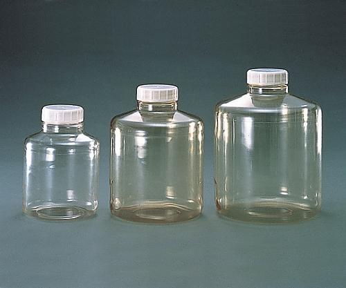 4-5632-01 ポリカーボネート広口大型瓶 10L