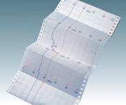 5-3046-12 温湿度記録計 ST-50用チャート紙 5本入