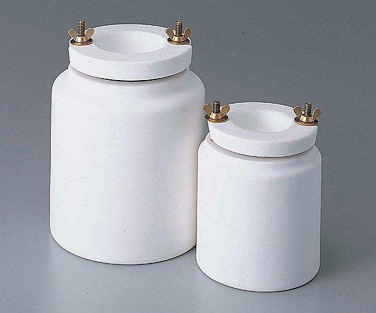 5-4025-03 セラミックポットミル BP-2