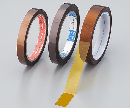 5-5018-06 カプトンテープ P-224 0.064×19mm×33m