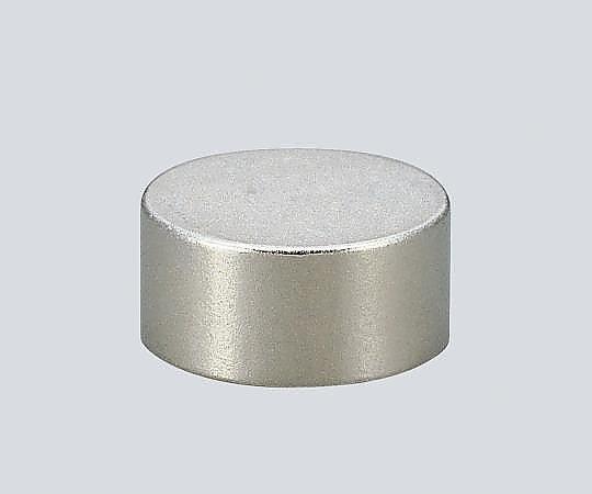 6-3024-15 ネオジム磁石 φ22 NE019 22×10 2個入