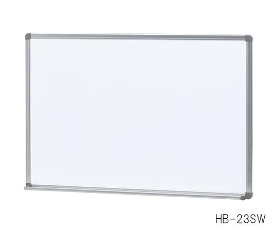 6-5658-12 ホワイトボード (壁掛けタイプ/610×80×460mm)