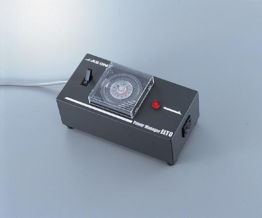 6-5712-01 ラボクロック アナログライマー 24時間 ELT-0