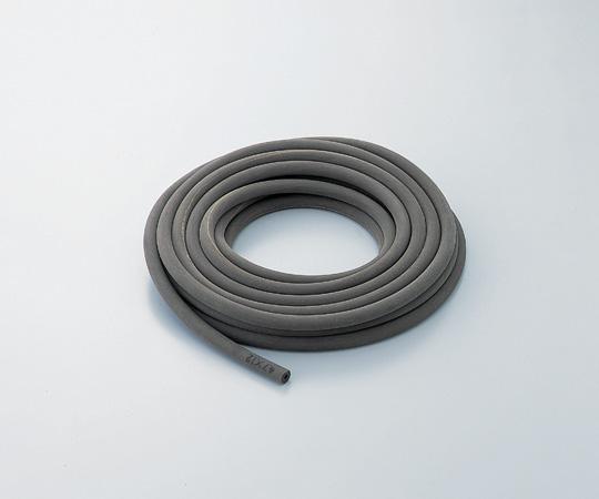 6-590-23 排気用ゴム管 天然ゴム 50×100