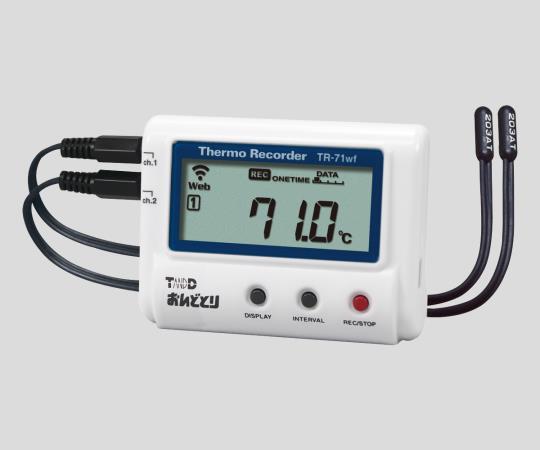 6-9183-21 温度記録計 TR-71wf(無線)