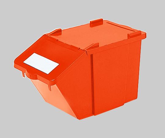 7-5009-01 万能ボックス SAX45(赤)