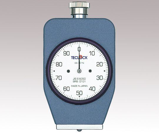8-454-01 ゴム硬度計 GS-701N