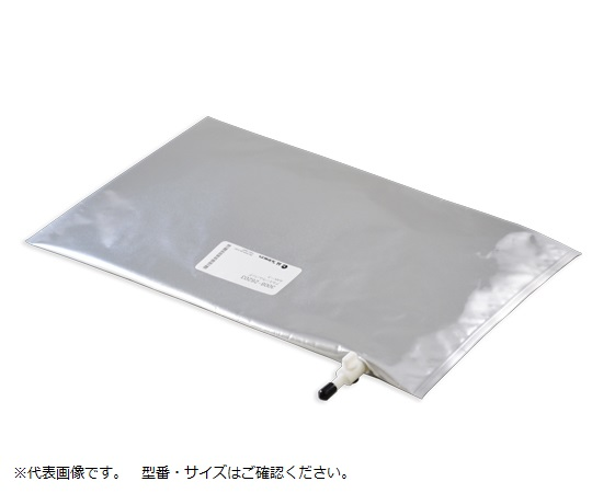 8-5304-33 アルミニウムバッグ AAK-50