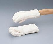 8-5316-03 超低温用手袋 CGM-15 表面滑止付 レギュラーサイズ 350mm