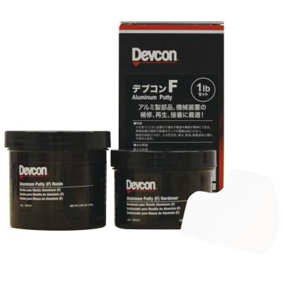 【医薬用外劇物】 デブコン F 1ポンド(0.45kg)セット DV10610 【代金引換不可商品】