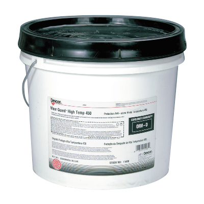 デブコン ウエアーガードハイテンプ 耐熱・耐摩耗 パテ 30ポンド(13.6kg)セット DV11480