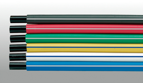 古典 R チヨダ エルフレックスLEーS10mm・100赤 LE-S10 100m:GAOS 店-DIY・工具