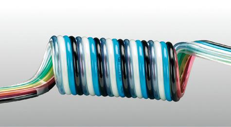 チヨダ 耐水性マルチスパイラル 10mm 新作送料無料 使用範囲2095mm 5-MES-10-20S 予約