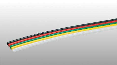 チヨダ ナイロンチューブ8mm 定番の人気シリーズPOINT(ポイント)入荷 デポー 100m赤 TN-8 8x6 100m R
