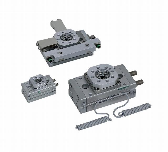 CKD テーブル形ロータリーアクチュエータ GRC-50-180-A1