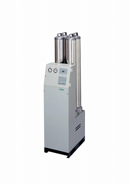 CKD スーパーヒートレスエアドライヤ SHD3025-M07-20-E1-AC100V