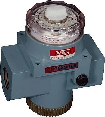 CKD ダイアルエアレギュレータ(大形) 2303-10C-R