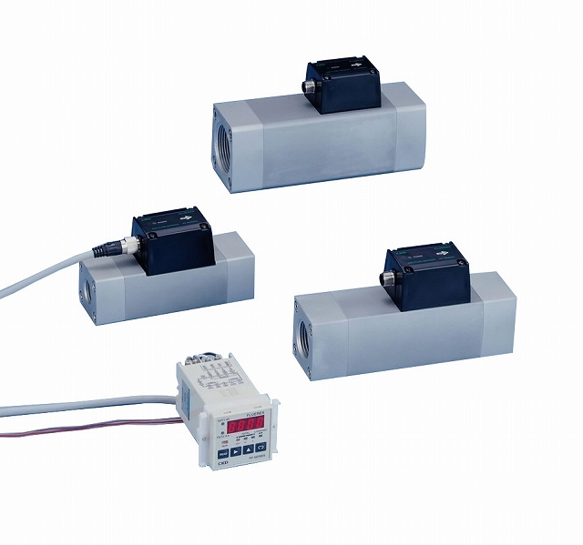 CKD フルーレックス 圧縮空気用流量センサ PFD-402-25N2-B