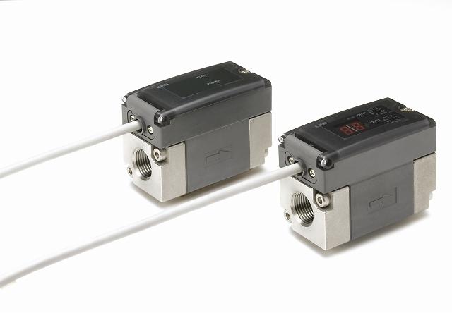 CKD フルーレックス水用流量センサ WFK6008-10N-A4