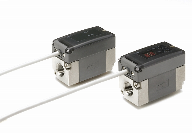 CKD フルーレックス水用流量センサ WFK7100-25N-PB