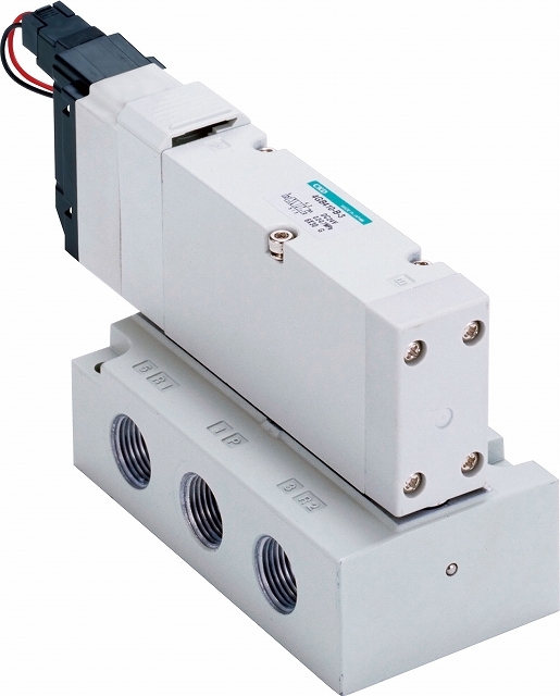CKD 部品5方弁ダイレクト配管省配線マニホルド M4GA2-00-T10R-20