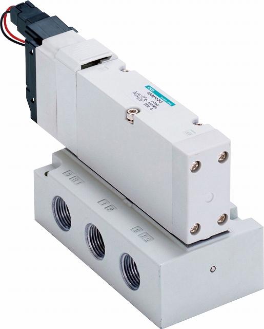 CKD 部品5方弁ダイレクト配管省配線マニホルド M4GA2-00-T53R-20
