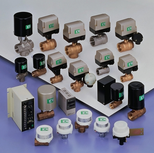 CKD スチーム用モータバルブ2ポート弁 MSB1D-25-HL-1
