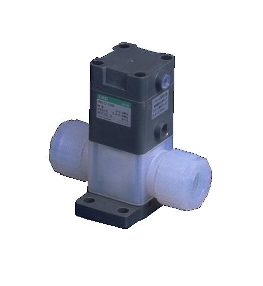 CKD 薬液用エアオペレイトバルブ AMD312-12UA-10-1-4