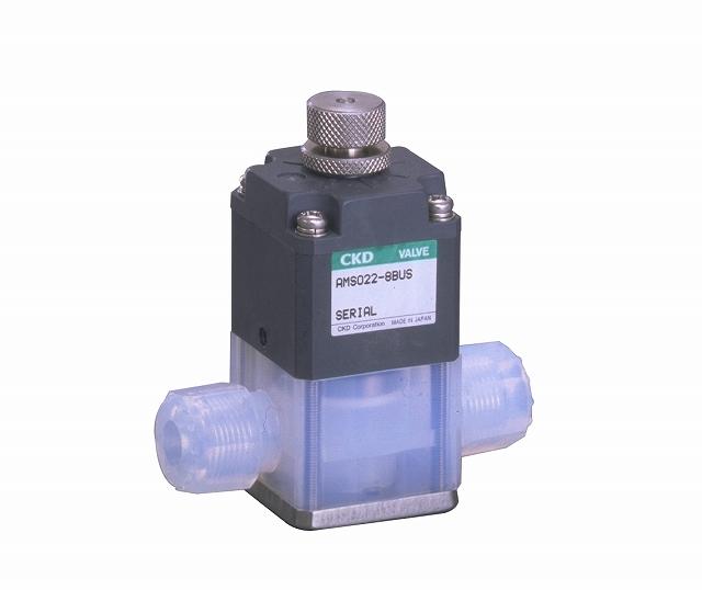CKD 薬液用サックバックバルブ AMSZ2-6