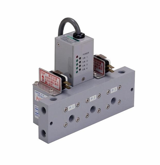 CKD ファインレベルスイッチマニホールド MKML-2C-A-2-0