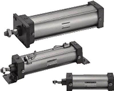 CKD セレックスシリンダ SCA2 基本形 SCA2-CA-100B-300